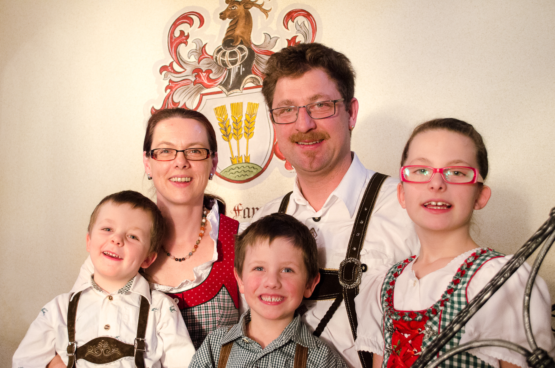 Familie Schitter Krois